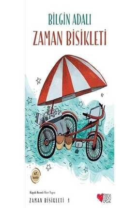 Can Çocuk Yayınları Zaman Bisikleti Bilgin Adalı 0