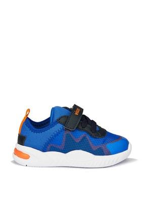 Vicco Robi Erkek Ilk Adım Saks Mavi Spor Ayakkabı 2