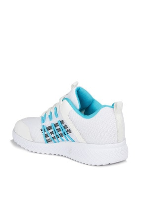 Vicco Active Unisex Çocuk Beyaz Spor Ayakkabı 3