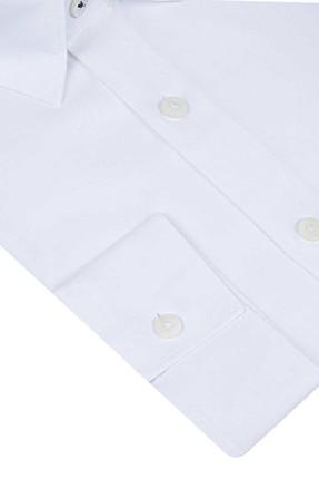 Tween Beyaz Gomlek - 9TC02KD00238-801 3