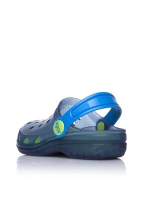 IGOR S10116 Poppy Çocuk Mavi Yeşil Sandalet 2