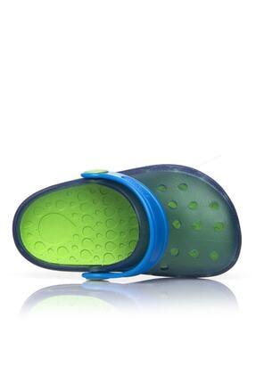 IGOR S10116 Poppy Çocuk Mavi Yeşil Sandalet 3