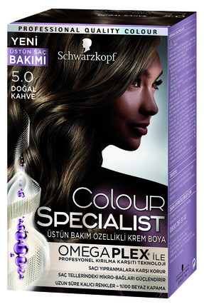 Color Specialist Doğal Kahve 5-0 0