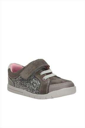 CLARKS Hakiki Deri Çocuk Ayakkabı 261102548 0