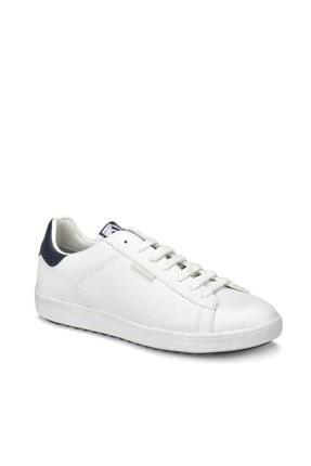 Lumberjack Betna Beyaz Erkek Deri Ayakkabı 100330423 1