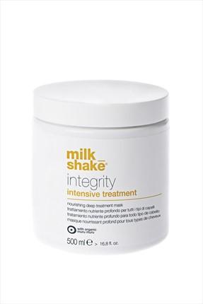 Milkshake Tüm Saç Tipleri için Besleyici Saç Bakım Maskesi - Integrity 500 ml 8032274053927 1
