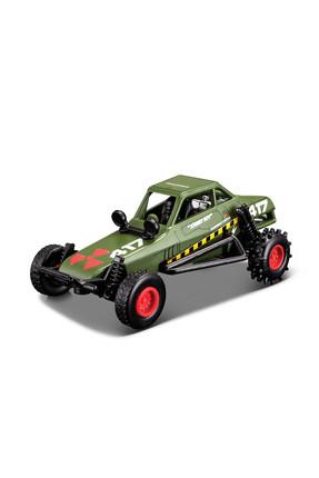 Fresh Metal Badland Racers Yeşil 417 Oyuncak Araba / MAY/25202-2