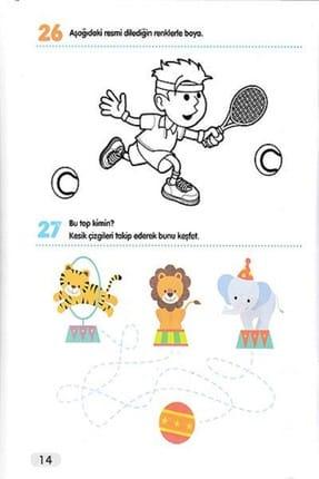 Çocuk Gezegeni 365 Zeka Geliştirici Aktivite Seti 8 Kitap 3