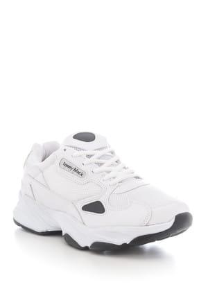 Tonny Black Unısex Spor Ayakkabı Beyaz Siyah Zhr 0