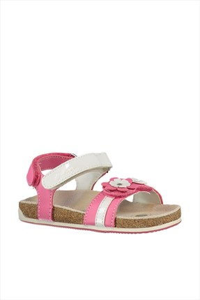 Chicco Pembe Kız Çocuk Sandalet 01051659000000 2