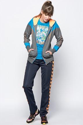 HUMMEL Kadın Eşofman Altı Idaho Pants Ss15 0