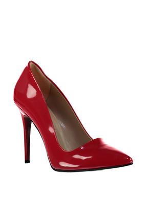Fox Shoes Kırmızı Kadın Topuklu Ayakkabı 8922151908 2