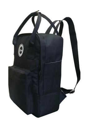 Fudela Kjm Black Backpack 2