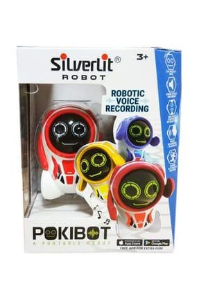 Silverlit Pokibot Robot Kırmızı / 1