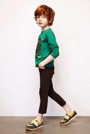 Erkek Çocuk Kahve Pantolon resmi