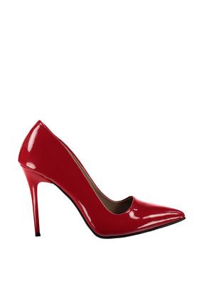Fox Shoes Kırmızı Kadın Topuklu Ayakkabı 8922151908 1