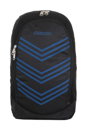 Unisex Sırt Çantası - Alloy Backpack Unisex Sırt Çantası Siyah - R2127
