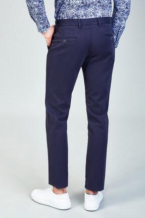 Avva Yandan Cepli Düz Slim Fit Pantolon 1