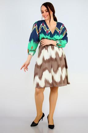 Picture of Kadın Kahve Elbise 1466
