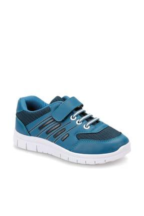 Icool Mbappe Petrol Erkek Çocuk Sneaker Ayakkabı 100379390 0