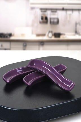 Keramika Mor İvory Zeytinlik 18 Cm 3 Adet 0