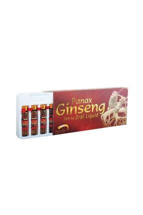 Sepe Natural Panax Ginseng 10x10 Oral Liquid 0
