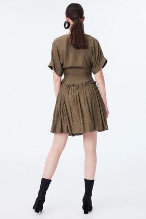 İpekyol Kadın Haki Elbise IW6180002170 4