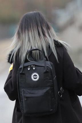 Fudela Kjm Black Backpack 0