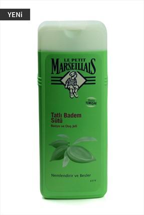 Le Petit Marseillais Tatlı Badem Sütü İçerikli Duş Jeli 400 ml 3574661224312 0