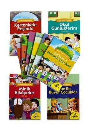 Çocuk Gezegeni 4. Sınıf Okuma Kitapları Seti 10 Kitap 960 Sayfa 0