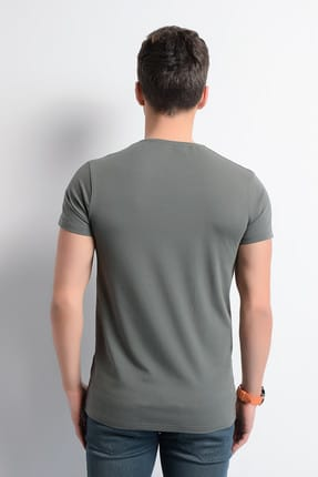 Rodi Jeans Erkek T-Shirt Newyork Baskı 3