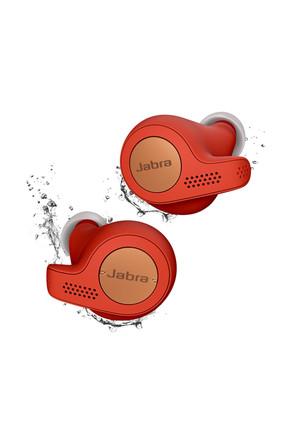 Jabra Elite Active 65T Bluetooth Kulaklık Cooper Kırmızı 2