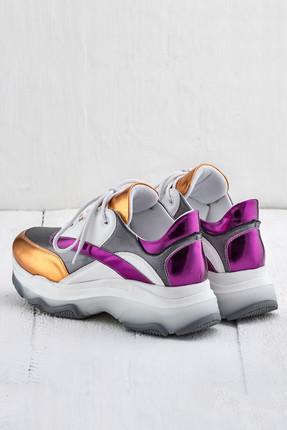 Elle BETHANY Fuşya Kadın Sneaker 2