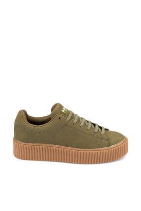 Kinetix Kino W Haki Kadın Sneaker Ayakkabı 100332572 0