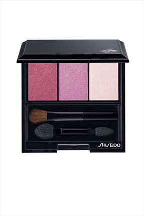 Shiseido Saten bitişli 3'lü Göz Farı - Luminizing Satin Eye Color Trio PK403 729238105232 3