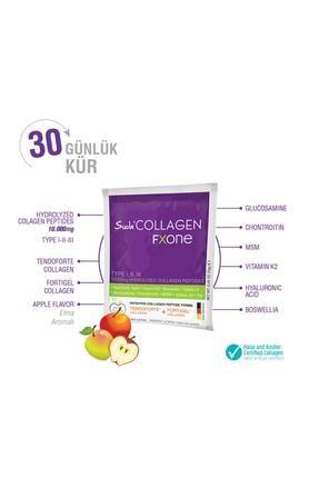 Suda Collagen Fxone Elmalı 13gr X 30 Gün ( Tip 1-2-3 10.000mg Kolajen Içerir.) 1