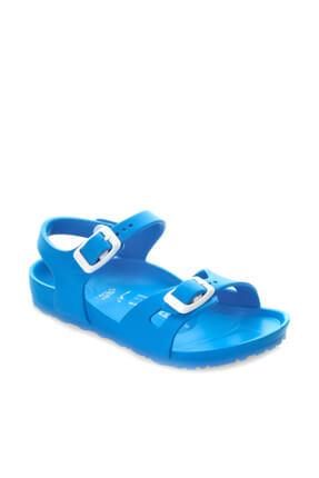 Birkenstock Rıo Eva Mavi Sandalet 1Brkk2017012 resmi
