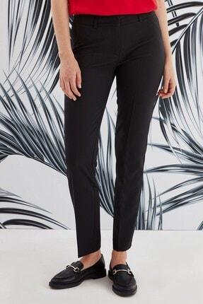 Journey Kadın Siyah Kumaş Pantolon 2