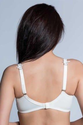 Camasircity Kadın Ekru Basic Sütyen 1