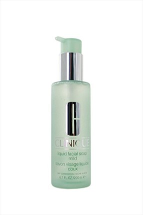 Clinique Yüz Temizleme Sıvı Sabunu Kuru Ciltler için Liquide Facial Soap Dry 200 ml 20714227661 0