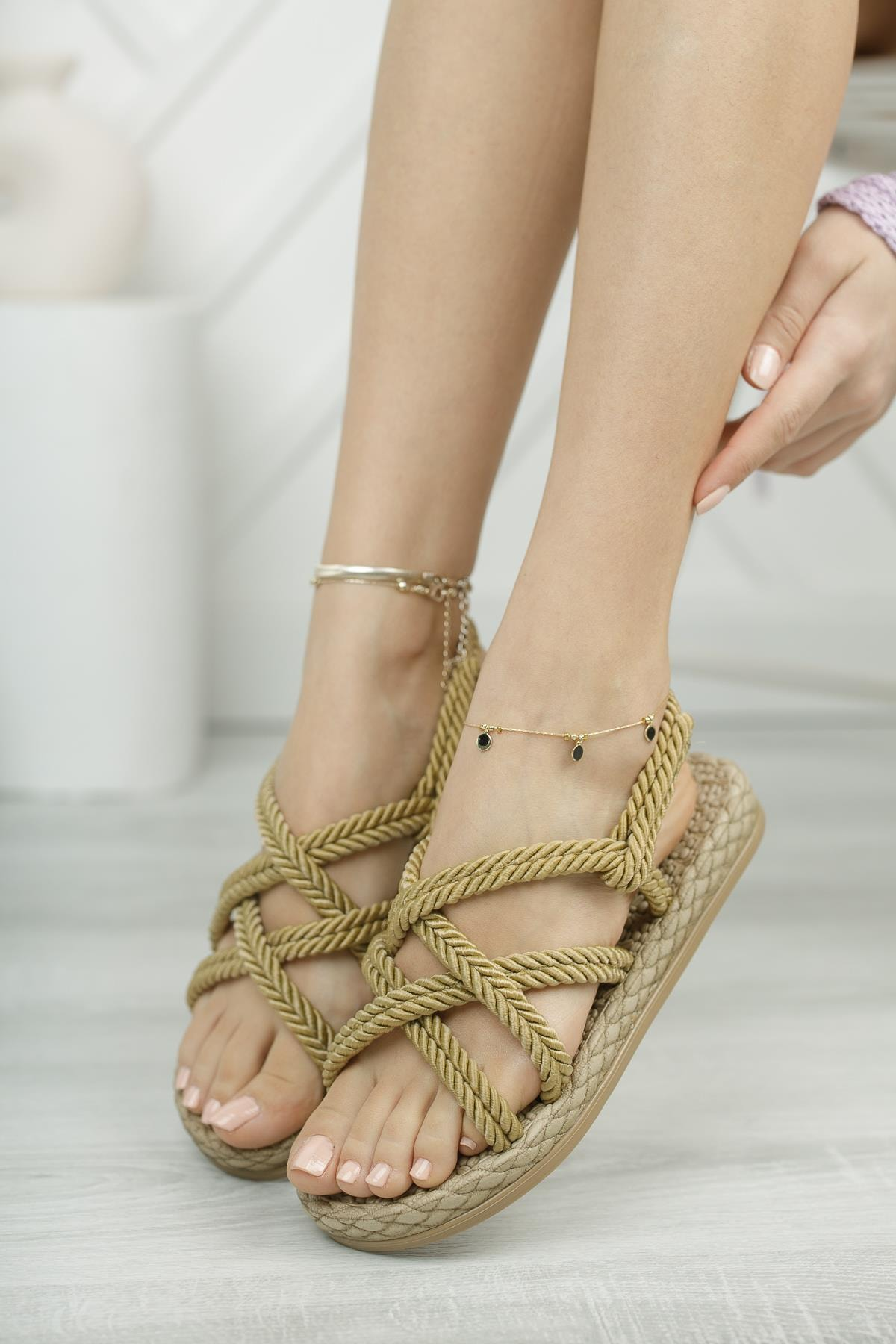 Kadın Sandalet Mghasır01