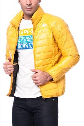 Erkek Sarı Mont 1302AE40