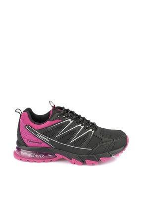 Kinetix Petram Wp W Siyah Fuşya Kadın Tracking Ayakkabı 100334106 1