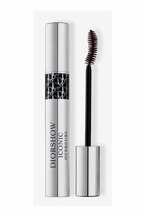 Dior Kahverengi Maskara - Diorshow iconic Overcurl Mascara 694 Over Brown 3348901141628 0