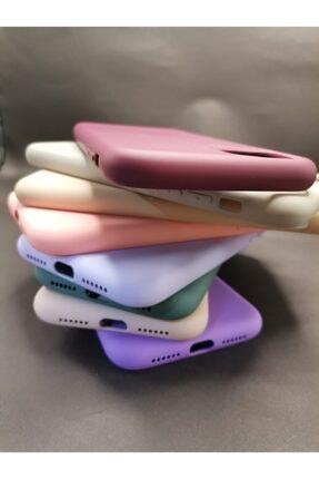 hokkabas iletişim Iphone 12 Pro Max Lansman Içi Kadife Lansman Silikon Kılıf 3