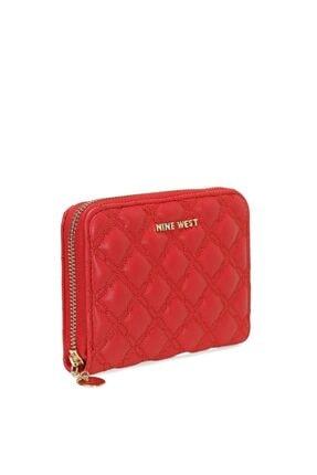 Nine West Leny 1fx Kırmızı Kadın Cüzdan 1