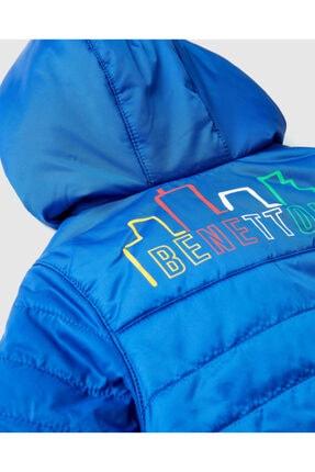 012 Arkası Benetton Yazı Dolgu Mont resmi