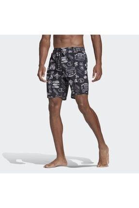 adidas Erkek Festıwld Clx Cl Erkek Havuz Deniz Şortu 0