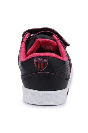 US Polo Assn CAMERON 1FX Siyah Kız Çocuk Sneaker 100909741 4