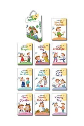 Dikkat Atölyesi Yayınları Küçük Kaşifler 1.sınıflar Için 10 Kitap Okuma Seti - Nurefşan Çağlaroğlu - Dikkat Çocuk 0
